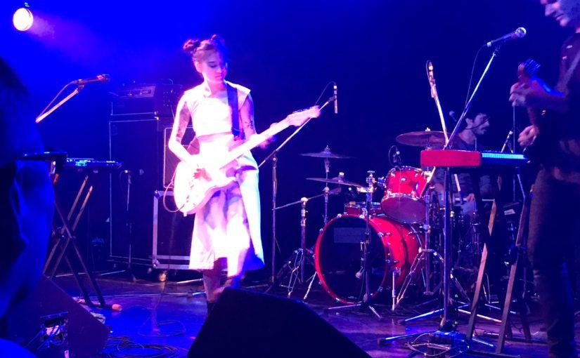 今年のライブ納め「JAPANESE BREAKFAST」が最高でした!