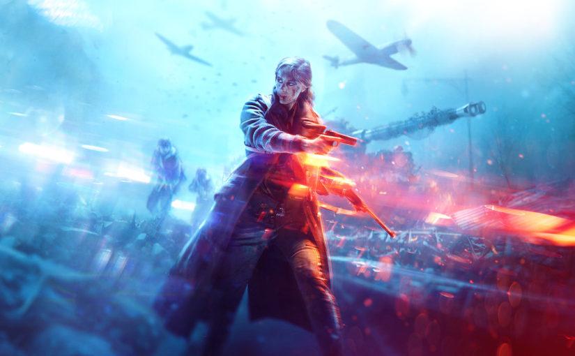 【冬休みやりこみゲーム】圧倒的世界感という言葉がふさわしい「Battle Field V」